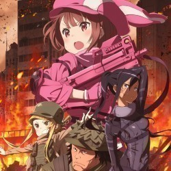 SAO Alternative: Gun Gale Online