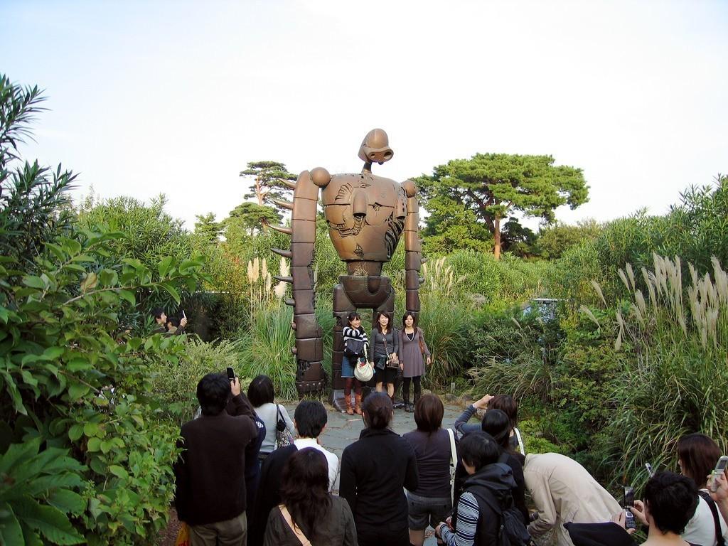 GHIBLI MUSEUM – TOKYO