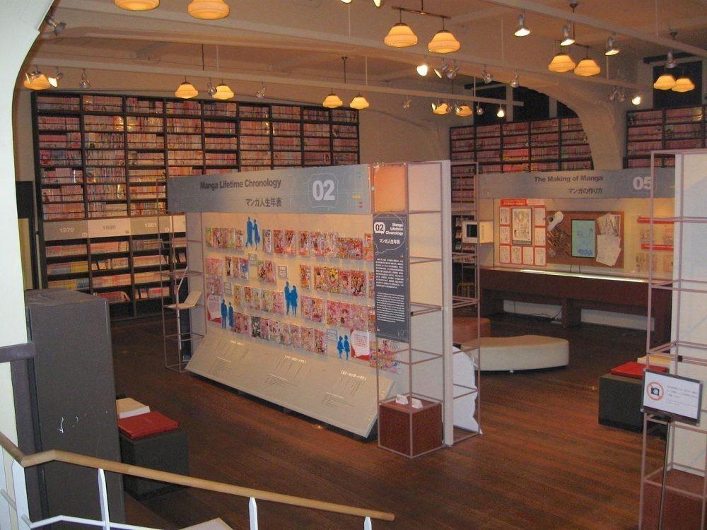 KYOTO INTERNATIONAL MANGA MUSEUM – KYOTO