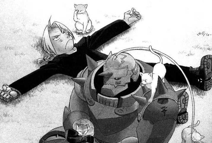 Fullmetal Alchemist (27 Cilt) Haziran 2001 - Eylül 2010 | 119.853 Üye