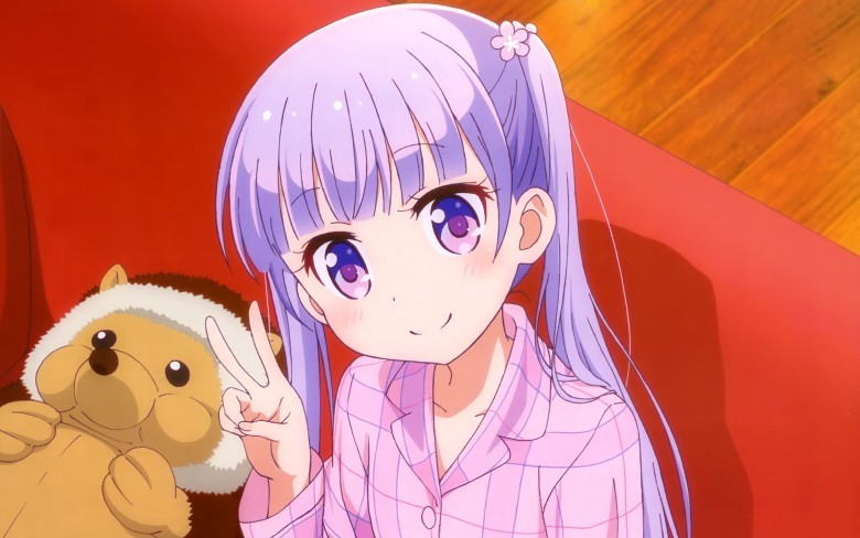 5-) Suzukaze Aoba - New Game! 2