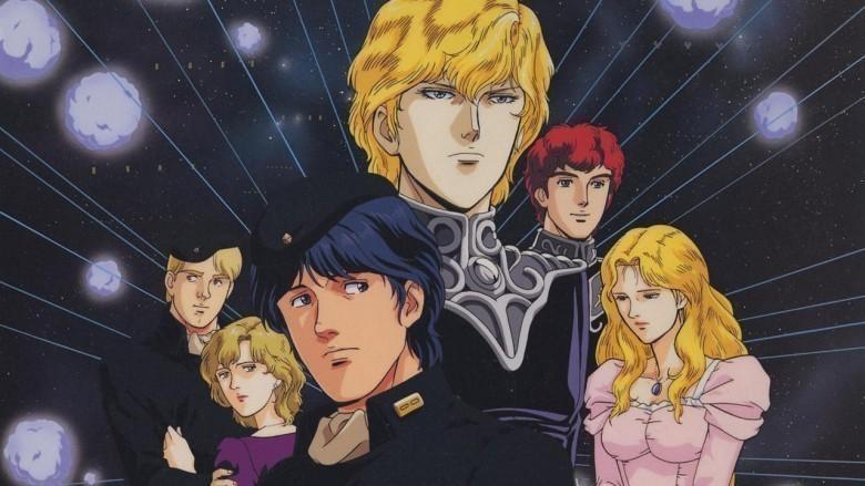 Ginga Eiyuu Densetsu (Legend of the Galactic Heroes)
