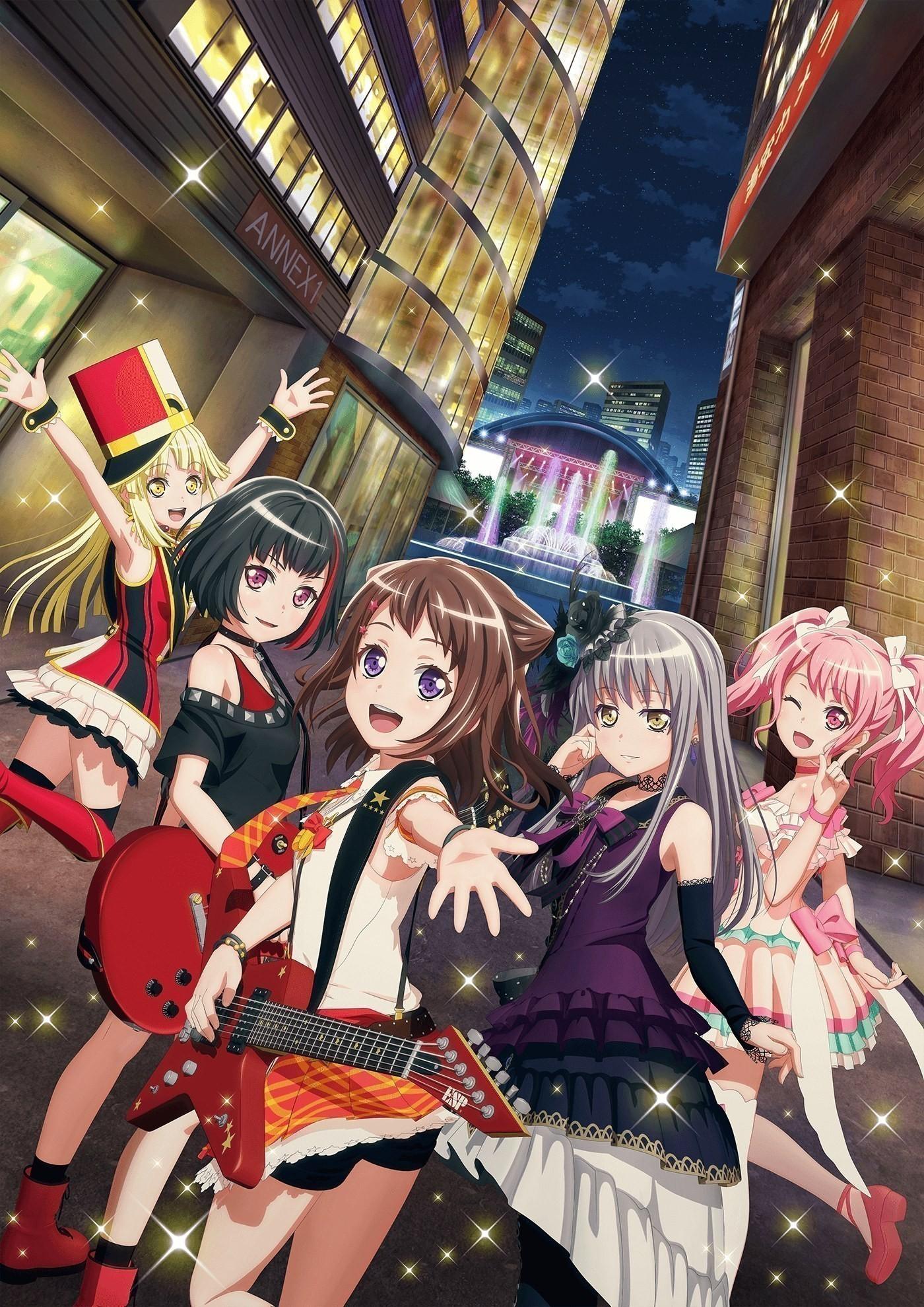 BanG Dream! FILM LIVE Anime Fiminin Tanıtım Videosu Yayımlandı | Animeler.NET