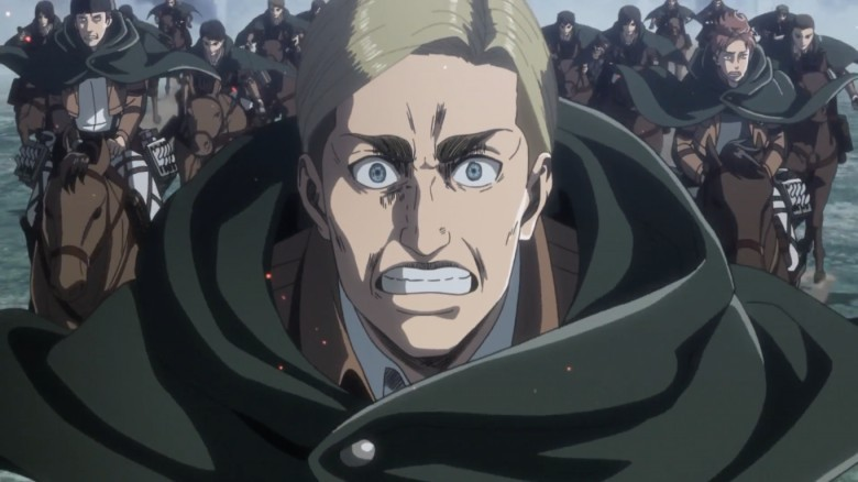 6| Shingeki no Kyojin Season 3 Part 2