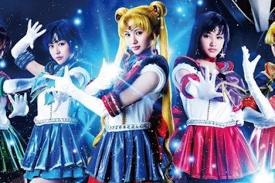 Sailor Moon Müzikali Nisan'da Houston Anime Matsuri'ye Gidiyor!