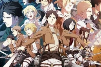Hangisi Senin Favori Attack On Titan Karakterin ?