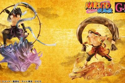 Naruto, Sasuke Tanrı Figürleri !!