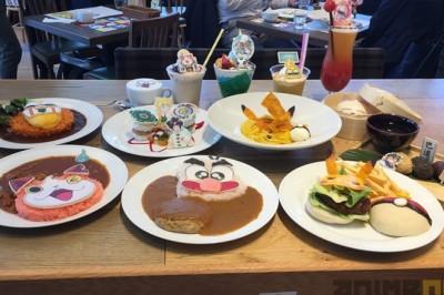 Tokyo Skytree Yakınlarındaki Yeni Kafe