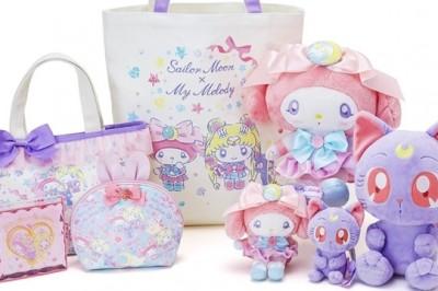 """""""Sailor Moon"""" x """"My Melody"""" İşbirliği Öğeleri Ağustos Ayında Satışa Devam Ediyor !!"""