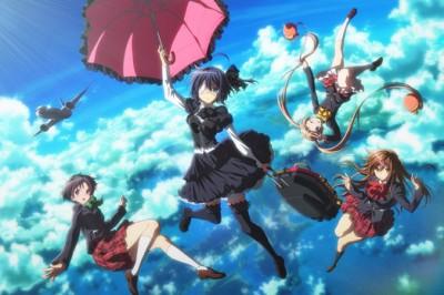 """Yaklaşan """"Love, Chunibyo & Other Delusions"""" TV Anime Serisi İçin Yeni bir Özet Videosu Yayınlandı !!"""