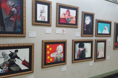 Tokyo Ghoul'un Minik Galerisi
