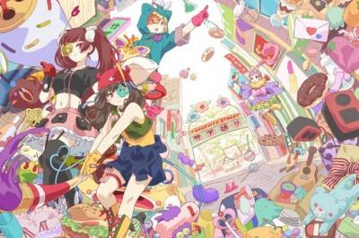 TV Anime 'Urahara', Oyuncu Ve Personelini Yayınlandı !!