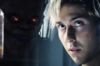 Netflix Live-Action Death Note, Light Ve Ryuk'un İlk Buluşma Anı