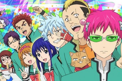 The Disastrous Life of Saiki K. Animesinin 2. Sezonu Geliyor