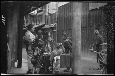 100 Yıllık Fotoğraflar, Japonya'da Otantik Günlük Yaşamı Gözler Önüne Seriyor