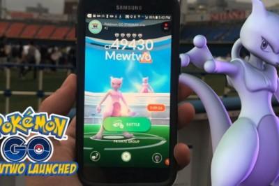 Efsanevi Pokemon Mewtwo, Sonunda Göründü!