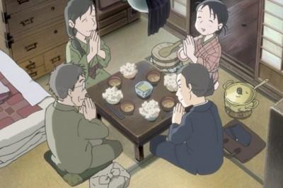 Hiroşima'daki Patlamayı Anlatan Anime