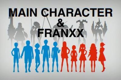 DARLING in the FRANXX Animesinin İki Yeni Karakteri