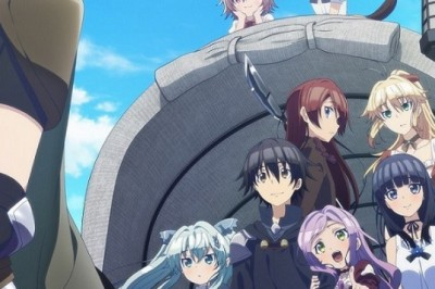 Death March to the Parallel World Rhapsody TV Animesinin Tanıtım Videosu Yayınlandı