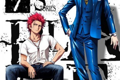 Red King ve Blue King, K: Seven Stories Animesinin Ana Fişine Geri Döndü