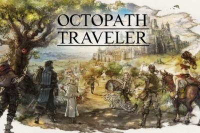 Nintendo Switch İçin Piyasaya Sürülen Octopath Traveler'ın Tanıtım Videosu Yayınlandı