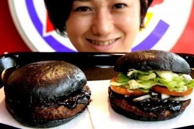 Japon'ların Siyah Burger Çılgınlığı