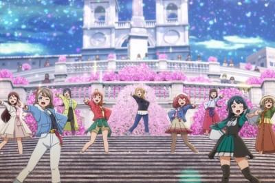 Love Live! Sunshine!! Anime Filminin Ana Görseli Yayınlandı