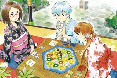 Hirō Nakamichi'nin Hōkago Saikoro Club Mangası TV Anime Oluyor