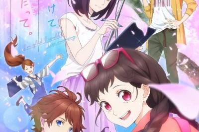 I'm Glad I Could Keep Running Animesinden Yeni Haberler Var