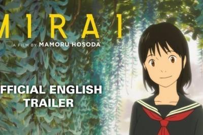 Anime Filmi MIRAI'nın İngilizce Fragmanı Yayımlandı