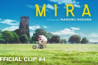 Mirai Anime Filmi İçin 4. İngilizce Dublajlı Kesit Yayınlandı
