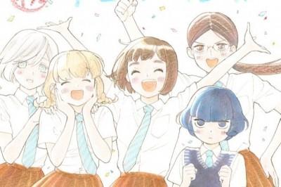 Araburu Kisetsu no Otome-domo yo. Nisan Ayında Geliyor