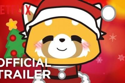 Aggretsuko 20 Aralık'ta Yılbaşı Özel Bölümüyle Geliyor
