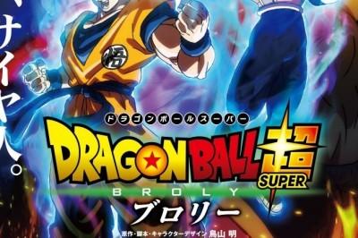 Dragon Ball Super: Broly Anime Filmi Japonya Gişelerinde 3.3 Milyar Yen'i Gördü