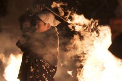 Ateş ve Karın Festivali: Hiburi Kamakura