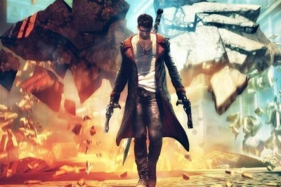 Ağla Capcom: DMC Devil May Cry