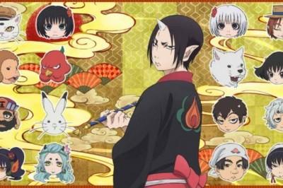 Hoozuki no Reitetsu Serisine 3 Yeni OVA Geliyor