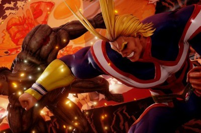 Jump Force Oyununa All Might Geliyor